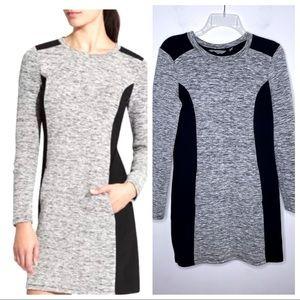 ATHLETA Cooldown Sweatshirt Sheath Dress